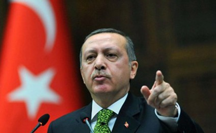 Turkish President rules out troops withdrawal from Iraq