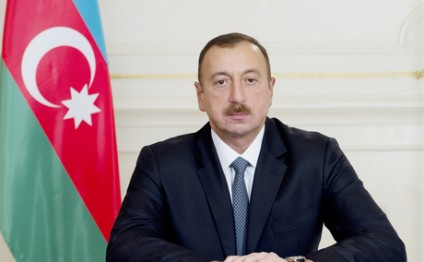 Ilham Aliyev expresses condolences to Russian president