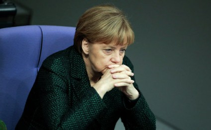 Merkel dismisses US request for more military help against IS