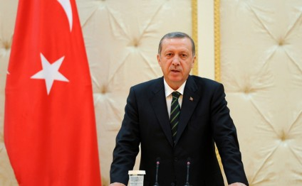 Erdogan preparing Turkey for presidential form of gov't