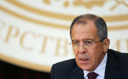 ISIS issue is not limited only to Syria: Lavrov