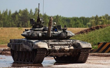 Iran in talks with Russia to buy T90 tanks