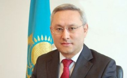 Envoy: BTK railway to mark new stage in Kazakh-Azerbaijani co-op