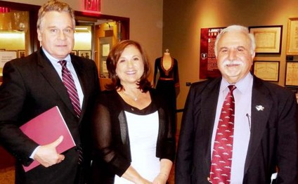 US Armenian Committee head reveals ties with congressman Chris Smith