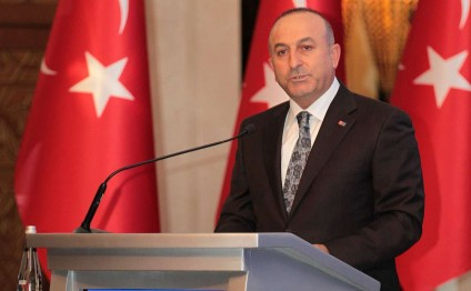 Talks with Israel ongoing to meet Turkish conditions, says FM