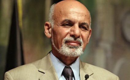 Official welcoming ceremony held for Afghan president