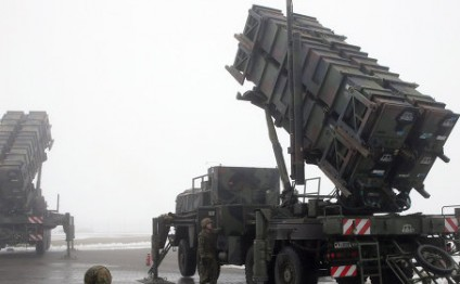 Germany withdraws Patriot missile systems from Turkey