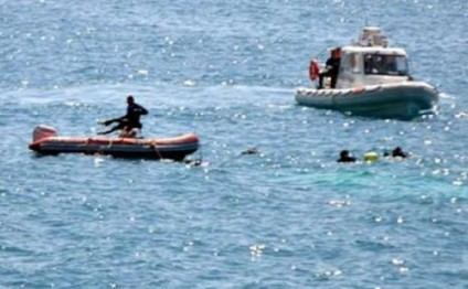 Ten migrants drown off Greek island, coastguard rescues 13