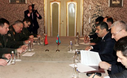 Azerbaijan signs military cooperation plans-2016 (PHOTO)