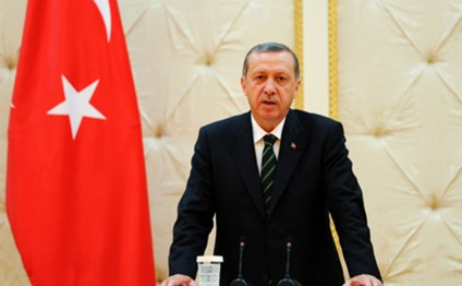 Turkey needs presidential form of gov't – Erdogan