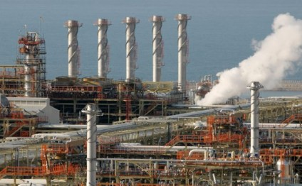 Iran talks gas co-op with Russia's Gazprom