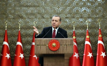 Turkish president urges Middle East to unite against incitement to hatred