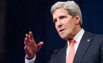Kerry notes Azerbaijan's role in Iranian uranium export