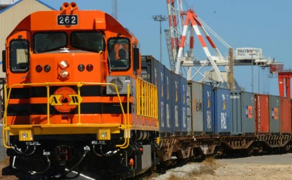 Cargo volumes transported by Azerbaijan railways in 2015 made public