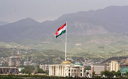 Tajikistan issues protest note to Iran