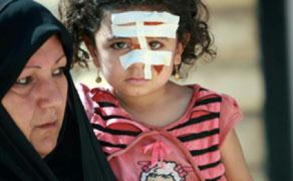 UNICEF warns of lost generation in Iraq