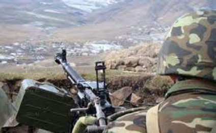 Armenian army fires at Azerbaijani positions; breaks ceasefire 121 times