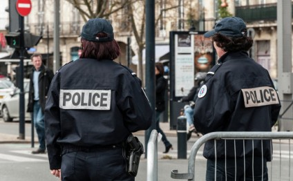 Paris police station attacker identified as young man of Moroccan origin