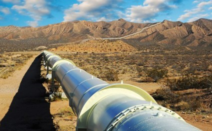 Gas pipeline construction through Iraq can be profitable