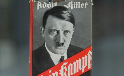 'Mein Kampf' hits German bookstores