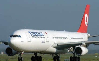 Strong winds affect Turkish Airlines schedule
