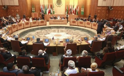 Arab foreign ministers accuse Iran of undermining regional security