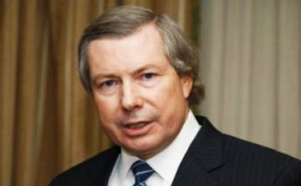 James Warlick heads to London for consultations with British Foreign Office