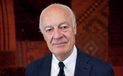UN Syria envoy to meet with UNSC ambassadors in Geneva on Jan. 13