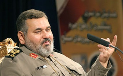 "Iranian commander: Congress should ""take lesson"" from US boats seizure"