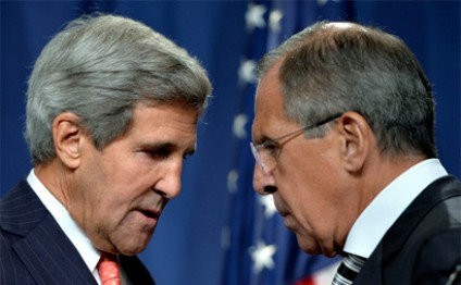 Lavrov, Kerry set to meet in Zurich on January 20