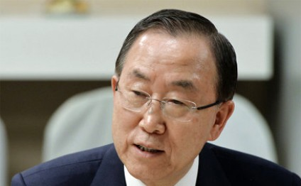 UN chief condemns terror attacks in Indonesia