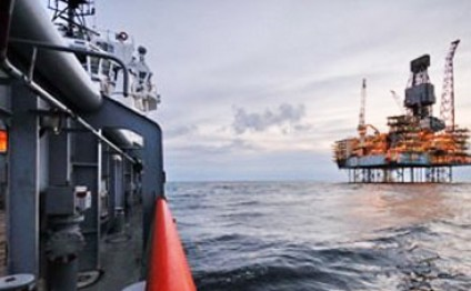 Gas output in Azerbaijan affected by offshore rig accident