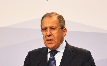 Lavrov, Iraqi speaker discuss situation in Iraq, Yemen