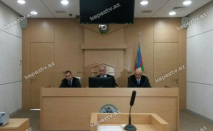 Armenian saboteur to be trialed in Azerbaijan behind closed doors (PHOTO)